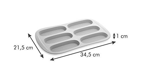 Tescoma Small baguette pan DELLA CASA