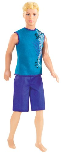 Barbie in a Mermaid Tale Doll - Ken