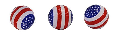 Player Supreme USA Stars Golf Balls 3 Pack]()