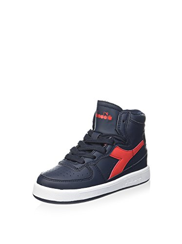 II Basketball c0522 Diadora Blue I Jr Red 4R7wqEwB