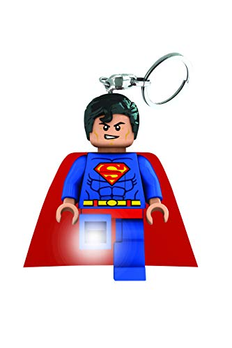 LEGO DC Super Heroes - Superman LED Key Chain Flashlight -