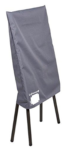 Lafuma Schutzhülle Für Quadratischen Tisch (64 X 68 Cm), Anthrazit