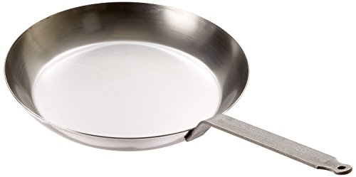 Matfer Bourgeat 62005 frying pan, 11 7/8-Inch, Gray