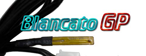 Sonda 5m NTC 10K 3950 pel/ícula fina termistor sensor termistor probe term/ómetro HQ