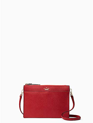 Kate Spade New York Women's Cameron Street Clarise Heirloom Red One Size (New Leather York Weekend)