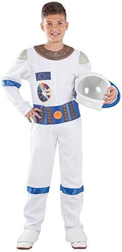 DISBACANAL Disfraz de Astronauta para niño - -, 8 años: Amazon.es ...