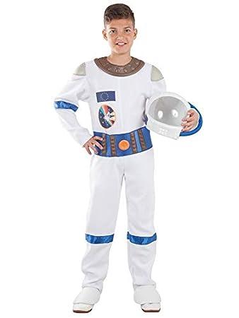 DISBACANAL Disfraz de Astronauta para niño - -, 12 años: Amazon.es ...