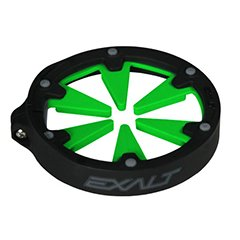 Exalt Paintball Universal Feedgate V3 - Lime - Halo / A-5 / Pinokio by Exalt