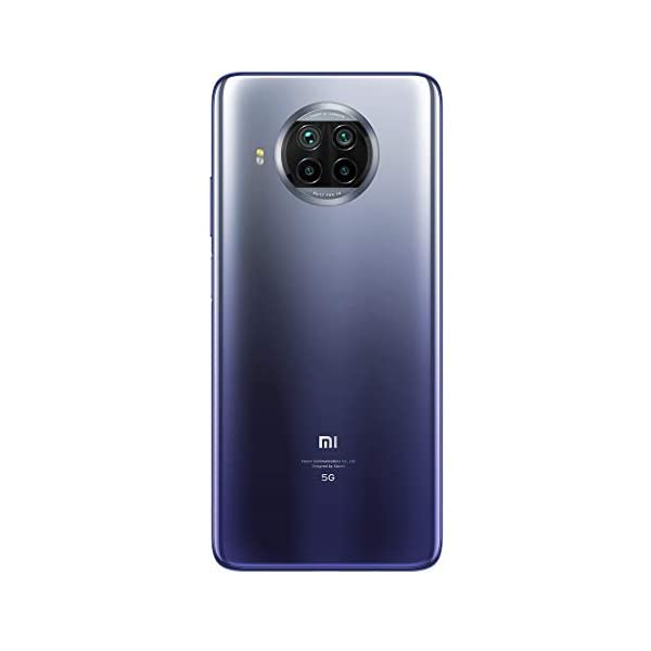 Mi 10i 5G (Atlantic Blue, 6GB RAM, 128GB Storage) - 108MP Quad Camera   Snapdragon 750G Processor 2021 July Camera: 108 MP Quad Rear camera with Ultra-wide and Macro mode Processor: Octa-core Snapdragon 750G with 8nm process and support for next generation 5G Network Display: 16.9 centimeters (6.67-inch) FHD+ Full screen dot display with AdaptiveSync 120Hz refresh rate