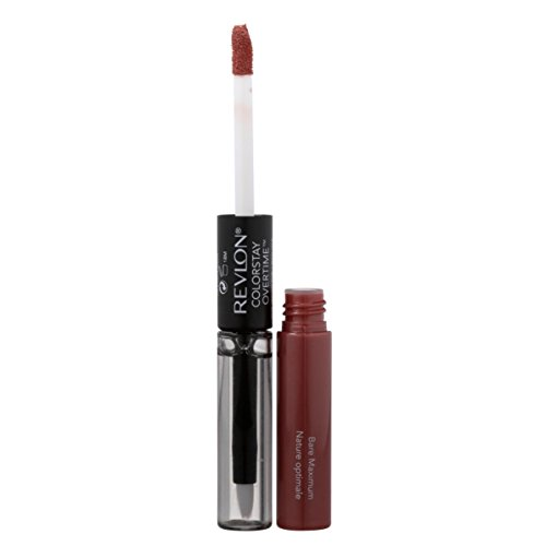 Revlon ColorStay Overtime Lipcolor, Bare Maximum