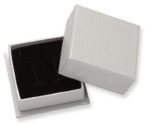 Couleur argent Sterling avec améthyste en forme de boule disco 8 mm-de nombreuses petites strass 4700AME. qulaity Livré dans une boîte cadeau Argent