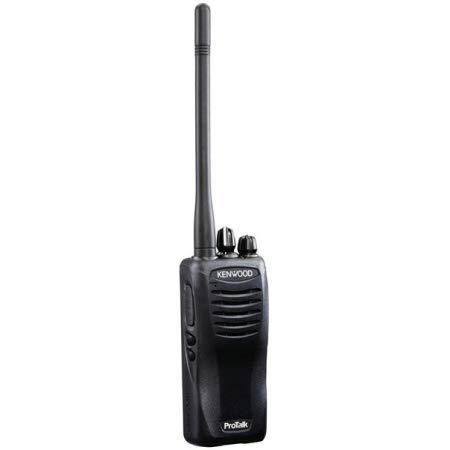 "Kenwood TK-2400V4P Protalk Compact Portable VHF Fm Radio 2-Way 2W, 4 Channel, 3"" x 9.4"" x 7.8"""