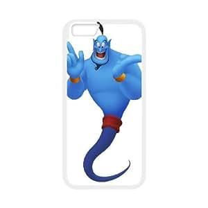 iPhone6s Plus 5.5 inch Phone Case White Aladdin Genie TYI3968702