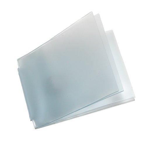 vinyl window inserts for wallets - 9
