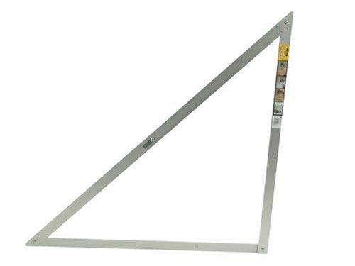 Stanley Bauwinkel klappbar, Aluminium, leicht demontierbar, 45°-, 90°-und Spitzwinkel, Aufhängauge, 1-45-013