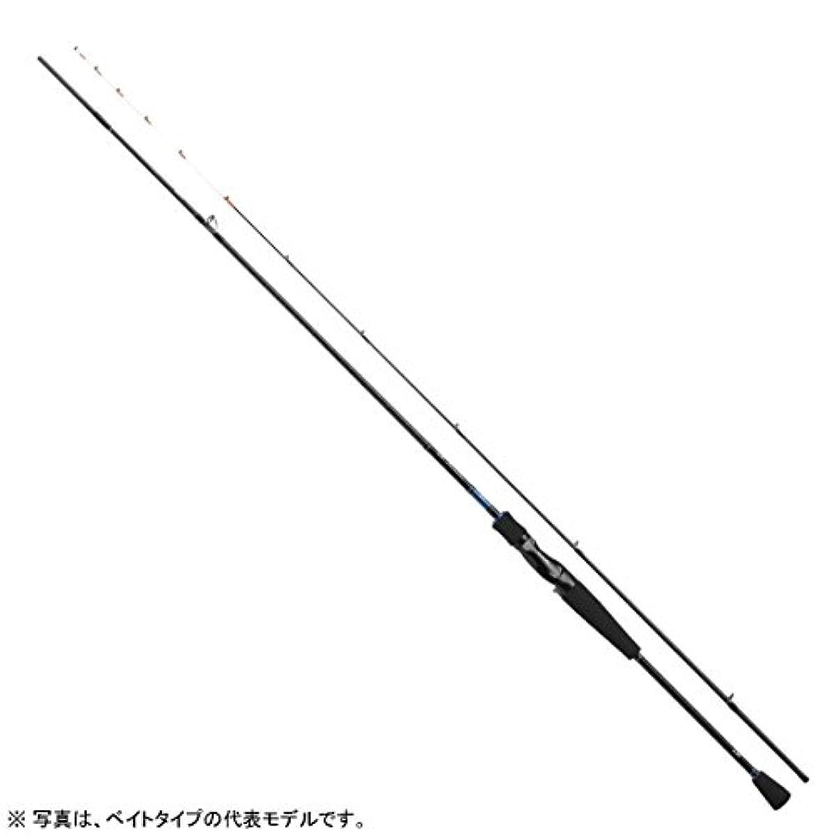 [해외] 다이와 물오징어 메탈 로드 베이트 에메랄다스 68XULB-S 물오징어 메탈 낚싯대