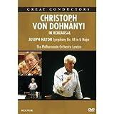 Great Conductors, Christoph Von Dohnanyi, Joseph Hayden Symphony No. 88 in G Major