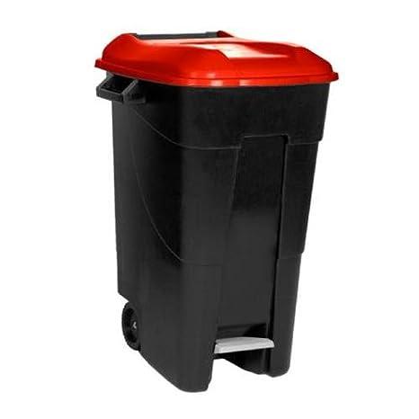C//pedal /& 423000 Contenedor de residuos Eco 120 l GR C//Pedal AM Contenedor de residuos Eco Tayg 120 l Tayg