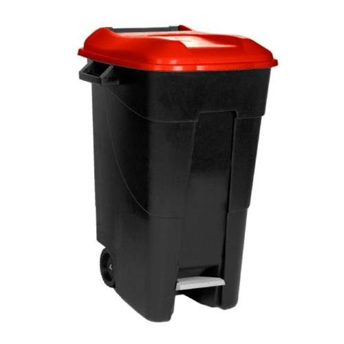 Tayg - Contenedor de residuos Eco Tayg 120 l. RO. C/pedal 423109