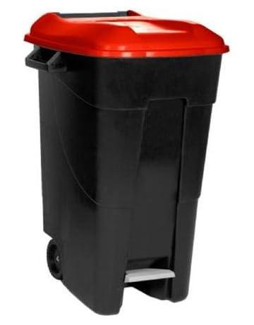 Tayg - Contenedor de residuos Eco Tayg 120 l. RO. C/pedal