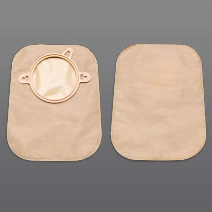 Hollister Closed System - HOLLISTER Ostomy Pouch New Image 2 1/4