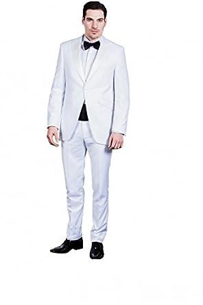 Veste blanche homme ceremonie