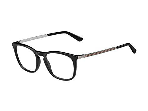Optical frame Gucci Optyl Black - Silver (GG 1136 - Optyl Gucci