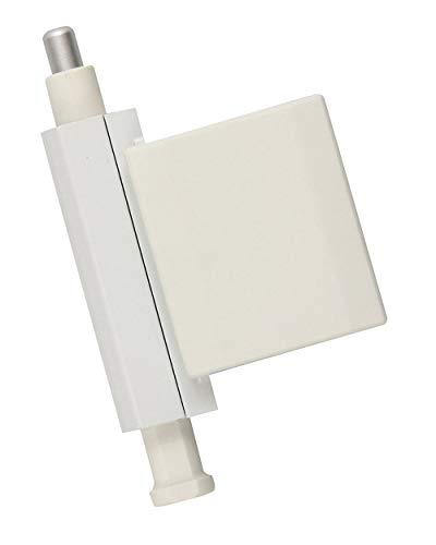 Patio Guardian PDG01-W Patio Door Guardian Lock - White