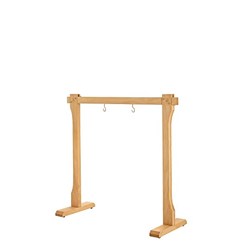 Meinl Percussion TMWGS-M Beech Wood Gong Stand, Medium