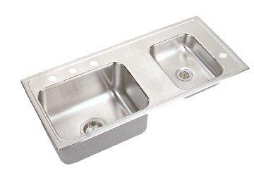 Elkay DRKAD371740R0 Sink Stainless Steel