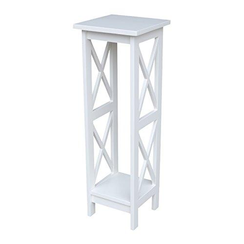 International Concepts OT08-3069X Plant Stand, 36 inch, Snow White