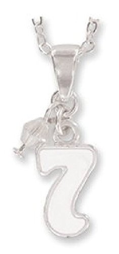 """""""It's My Year"""" Child's Birthday Pendant Necklace in Cake Gift Box (#7)"""