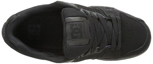 Nero Shoes Uomo STAG Gum DC Sneaker Black qTw7n78A