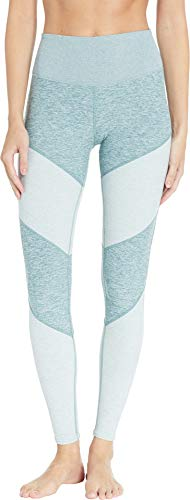 ALO Women's High-Waist Alosoft Sheila Seagrass Heather Small 29 ()