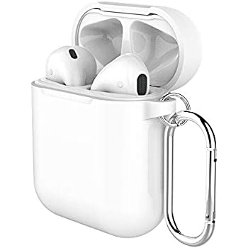 Amazon.com: AirPods Case [LED Visible], GMYLE Silicone
