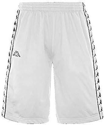 kappa shorts with banda taping in black