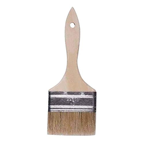 """Premier 2"""" Chip Brush 100% White China Bristle with Wood Handle, WV20"""