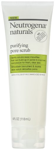 Neutrogena Naturals Purifying Pore Scrub, 4 Fluid Ounce