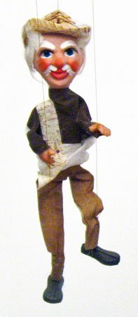 Mexican Marionette Puppets - Senor -