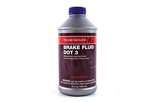 Genuine Honda 08798-9008 Brake Fluid Dot 3