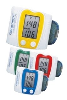 Geratherm Wrist Watch Wrist Blood Pressure Monitor