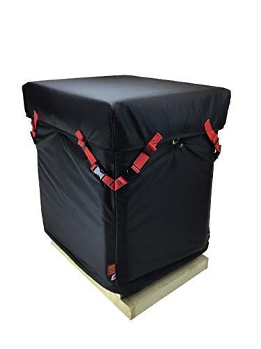 Big Shrimpy Beehive Winter Insulation Wrap with Lid