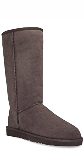 UGG Australia Women's Classic Tall Boots 10 M (US), (Tall Chocolate Ugg Boots)