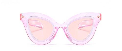 Rose Abaobao lunette Uv 400 Femme Lunette Soleil protection Homme De Vintage qfnawvArCq