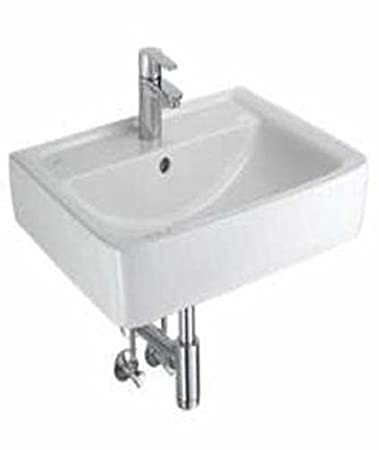 Keramag Renova Plan Waschbecken 60cm Mit Grohe Einhandmischer