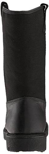 Rocky Men's Men's 10 Inch Pull-on 6300 Work Boot,Black,10.5 XW US by Rocky (Image #2)