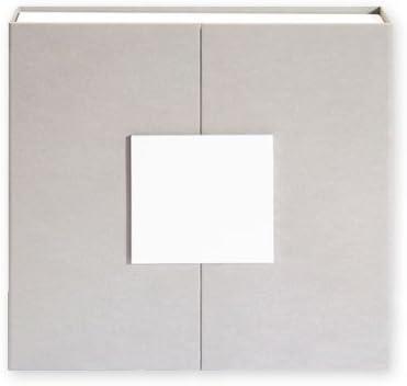 Caja imantada para aderezo 8,6x8,6x3 cm Gris/Blanco x1: Amazon.es ...