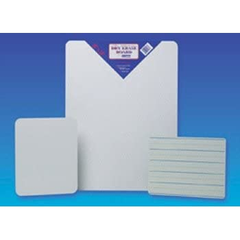 Amazon.com : Flipside 10056 - Dry Erase Board - Bulk - 5 X