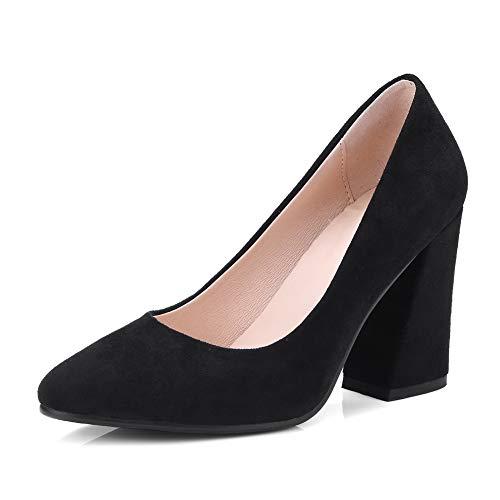 MMS06332 1TO9 36 Compensées Noir Femme Sandales Noir 5 1xxqBH4w