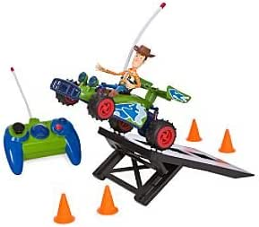 Amazon.com: Disney Toy Story Remote Control RC Buggy with ...